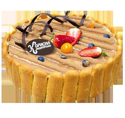 Торт «Тірамісу»