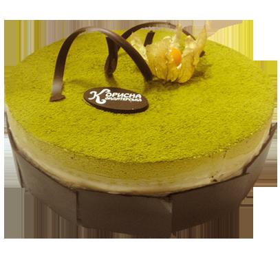 Торт «Матча»