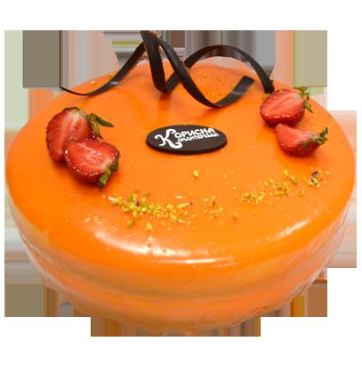 Торт «Марио»
