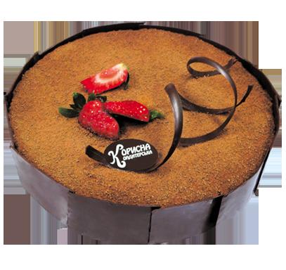 Торт «Гляссе»