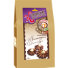 Пісочне печиво з шоколадом в білій глазурі, 130 г