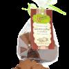 Шоколадне з висівками зі стевією, 150 г
