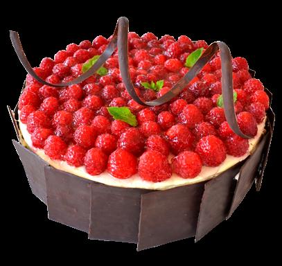Торт «Малиновый»