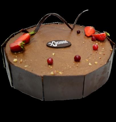 Торт «Шоко-чери»