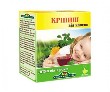 Зелений чай «Крепыш» с корнем солодки