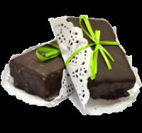 Шоколадный батончик «Фитнес»