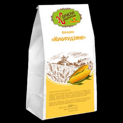 Борошно «Кукурудзяне», 500 г