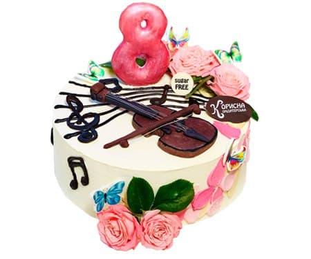 Торт на замовлення на свято