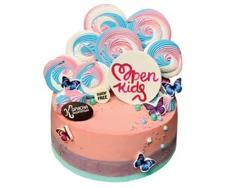 Торт на замовлення на будь-яке свято