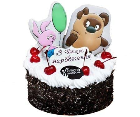 Торт на замовлення на День Нарождення