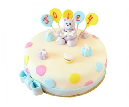 Торт на заказ «Любимые игрушки»