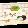 Зефир в шоколаде со стевией ТМ «Корисна Кондитерська», 180 г