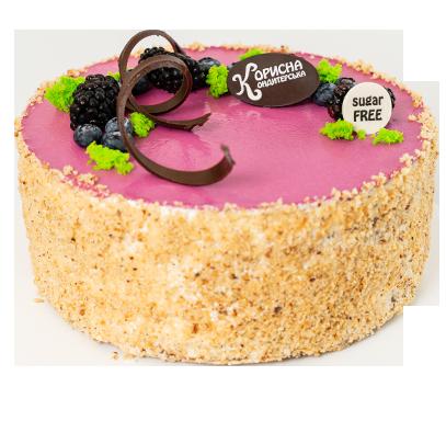 Торт «Біо-йогурт»