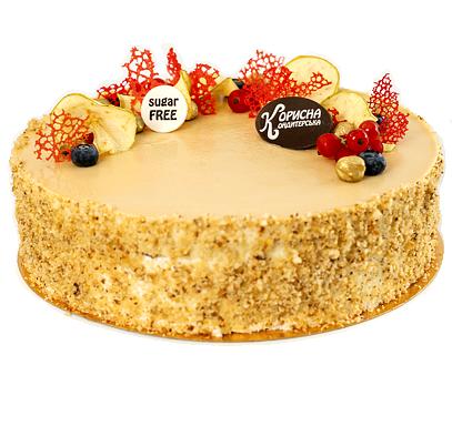 Торт «Кальвадос»