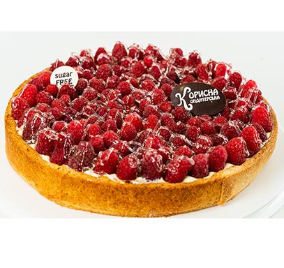 Малиновий тарт