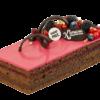Торт «Малиновий захер»