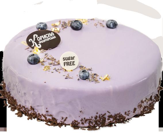 Торт «Прованс»