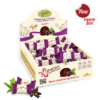 Конфеты в шоколаде «Чернослив с орехом» со стевией