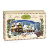 Новогодний зефир в шоколаде со стевией ТМ «Корисна Кондитерська», 180 г